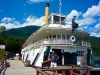 SS Moyie Historic Site at Kalso, BC