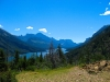 View of Waterton Lake
