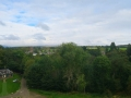 view from Doune Castle, Scotland