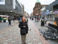On Argyle Street in Glasgow, Scotland