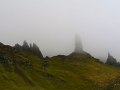 Hiking up The Storr, Isle of Skye