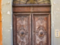 Door in Pisa, Italy