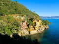 on the walk to Portofino from Santa Margherita