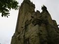 Outside of the Wallace Monument