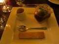 Dinner at the Athenaeum Hotel