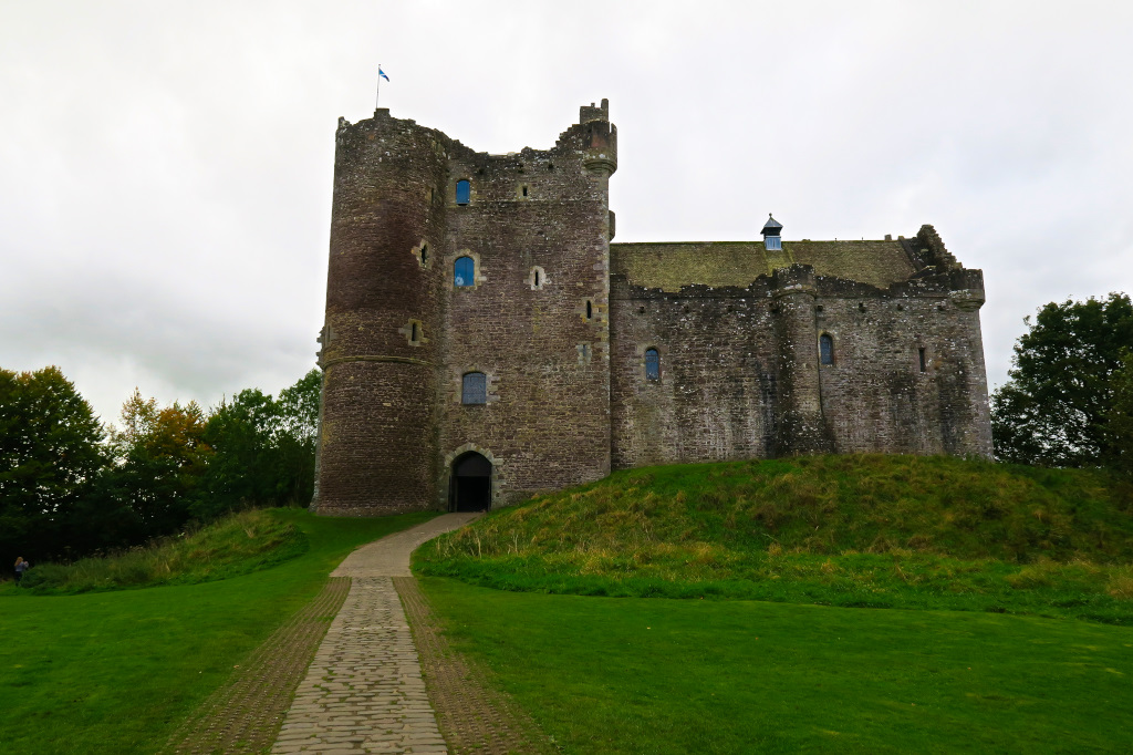 A Day at Doune Castle